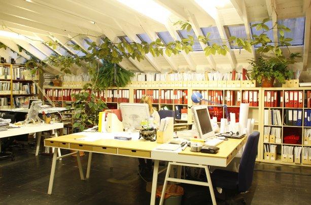 Espace de Coworking DeskUnion à Glasgow, Ecosse